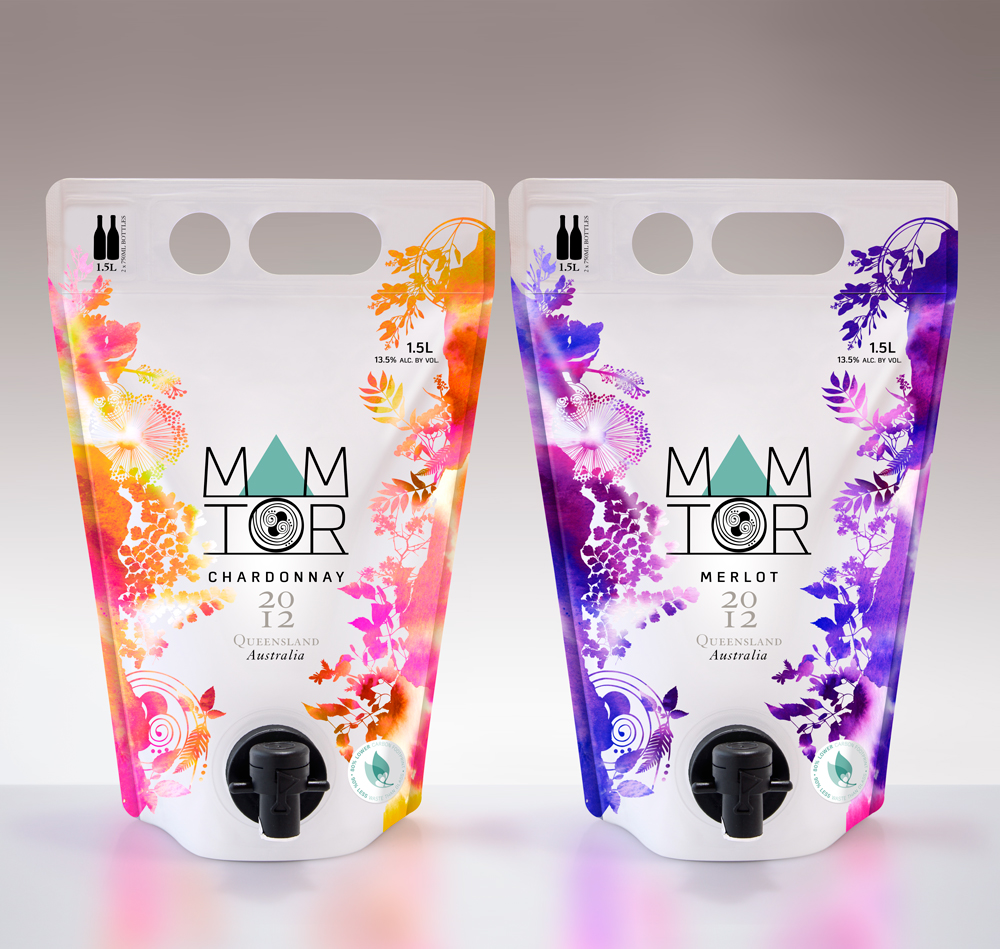 Mam Tor brand packaging 1